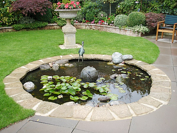 Formal Pond Gallery Garden Pond Specialists In The