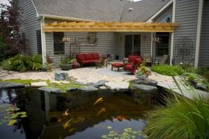 Informal Pond Design