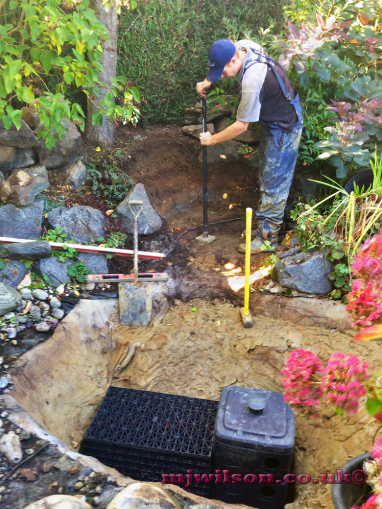 Pond Building Services in Northampton